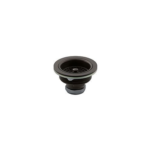 Duostrainer Sink Drain And Strainer In Oil-Rubbed Bronze