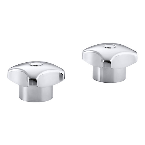 Standard Handles For Widespread Base Faucet