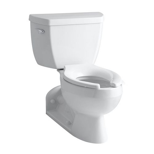 Barrington Two-Piece Elongated 1.6 Gpf Toilet With Pressure Lite Flush Technology