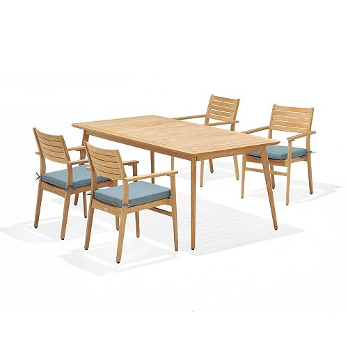 SCANCOM Eve 5-piece Dining Set