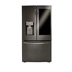 36-inch InstaView Door-in-Door® with Craft Ice Maker