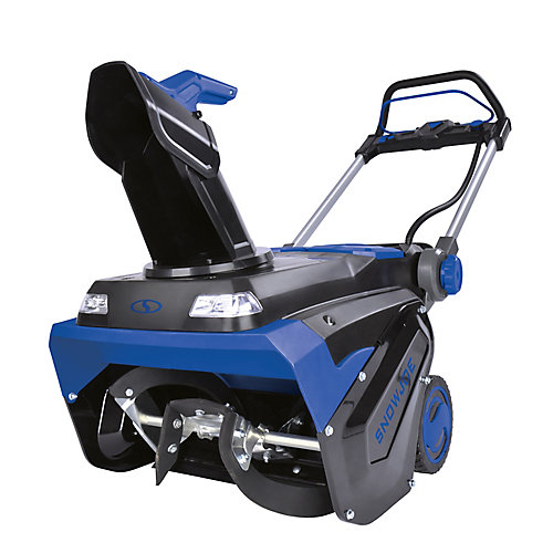 Lithium-iON Cordless Variable Speed Single Stage Snowblower- 21-Inch, 100-Volt, No Battery + Charger