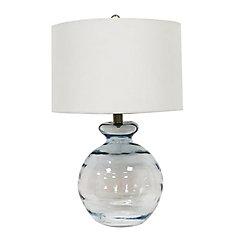 Lampe de Table en Verre Riley