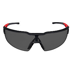 Milwaukee Tool Safety Glasses with Anti-Scratch and Fog-Free Tinted Lenses