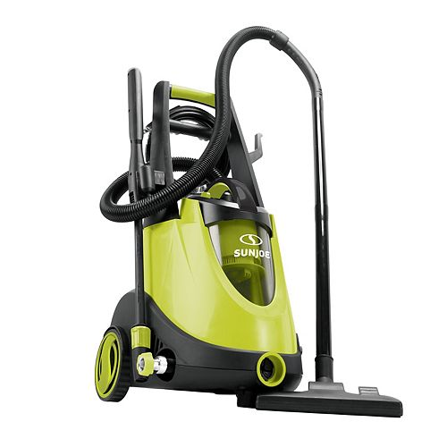 Sun Joe 1700 PSI 5.5 LPM 2-in-1 Electric Pressure Washer with Built-in Wet/Dry Vacuum System