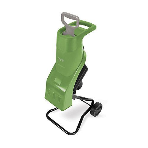 Broyeuse électrique 15 A Martha Stewart à alimentation automatique et rapport de réduction de 17:1