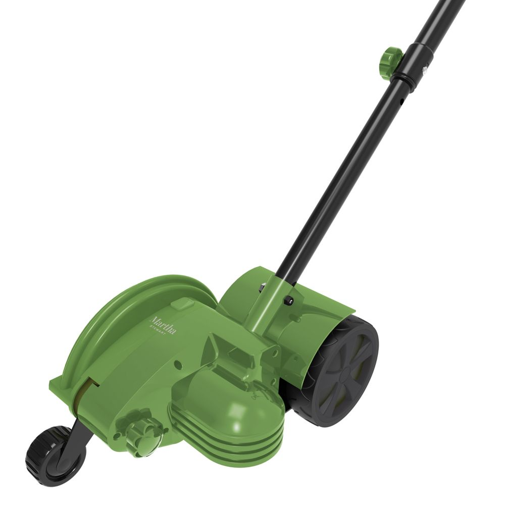 Martha Stewart MTS-EDG1 Electric Wheeled Garden Lawn and Landscape Edger/Trencher  7.2-Inch  12-Amp