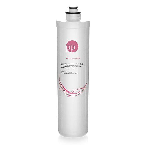 iSpring Filtre à sédiments 5 microns à changement rapide FP15Q iSpring, pour CU-A4, RE4T et RE5T