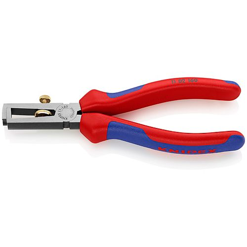Knipex 6-1/4 inch End-Type Wire Stripper with Comfort Grip