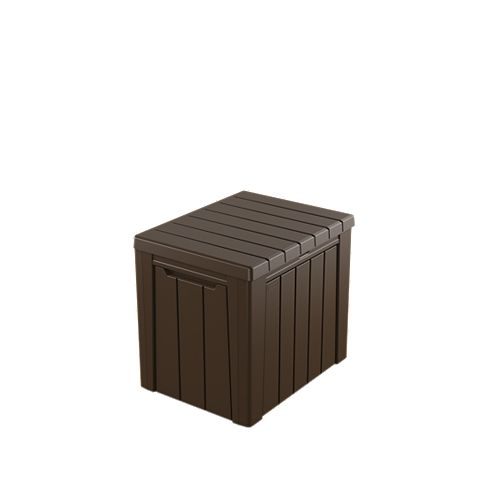 Keter Urban 4 cu.ft. Outdoor Deck Box/Storage Table