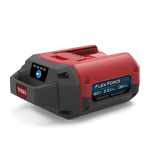 Toro Flex-Force Power System  60V L135 Battery