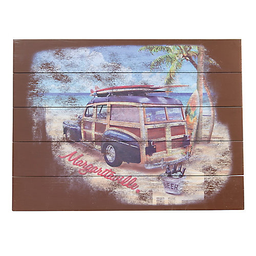 Wall Art - Surf Truck