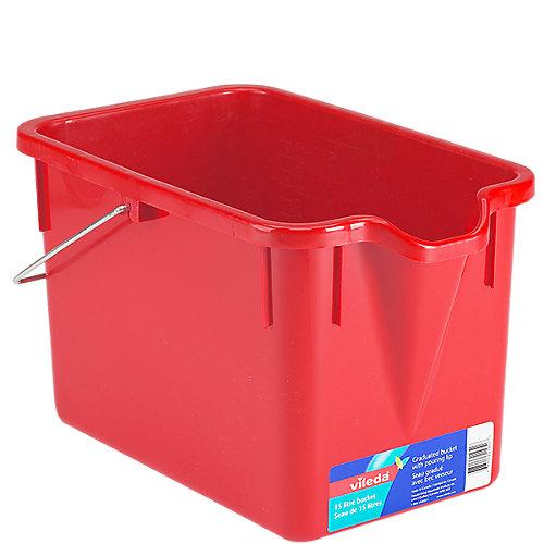 Vileda Rectangular Bucket