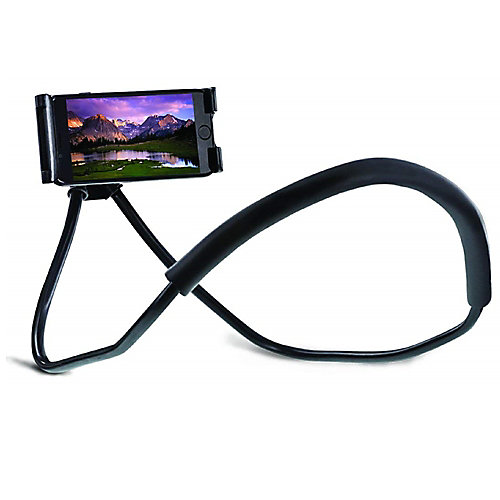 Lounger Universal Adjustable Neck Mount, Black