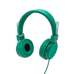Limited Too Shining Sequin Wired Headphones, Green