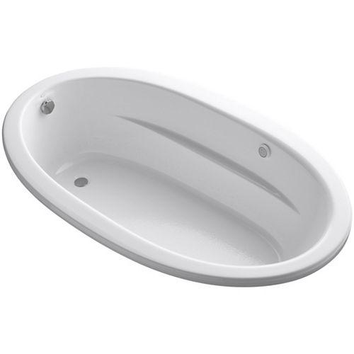 KOHLER 72 inch x 42 inch drop-in BubbleMassage Air Bath