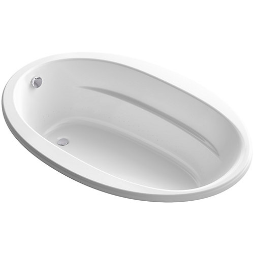 66 inch x 42 inch drop-in BubbleMassage Air Bath