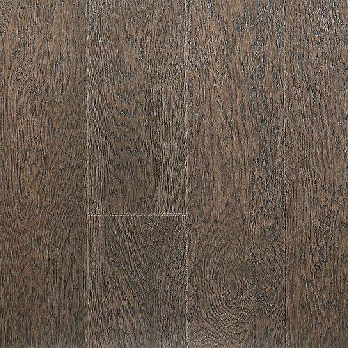 OptiWood Échantillon - 5 po x 12 po, bois franc, fini imperméable, Grange