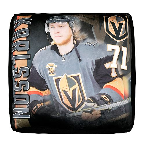 NHL NHLPA William Karlsson Floor Pillow
