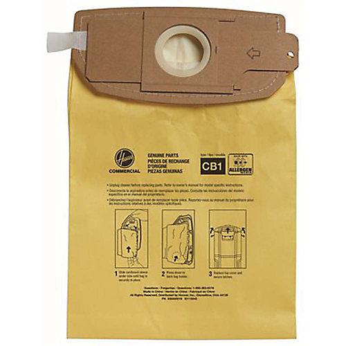 Hoover Self-Sealing Allergen Vacuum Bag (10-Pack)