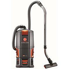Hoover Hushtone 6 Qt. Backpack Vacuum Cleaner