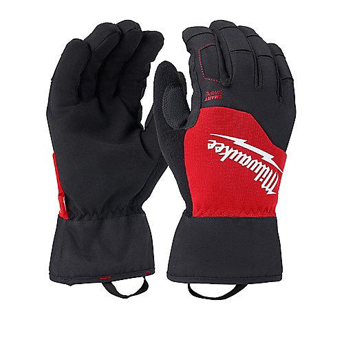 X-Large Winter Performance Work Gloves