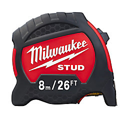 8 m/26 ft. x 1.3-inch Gen 2 STUD Tape Measure with 14 ft. Standout