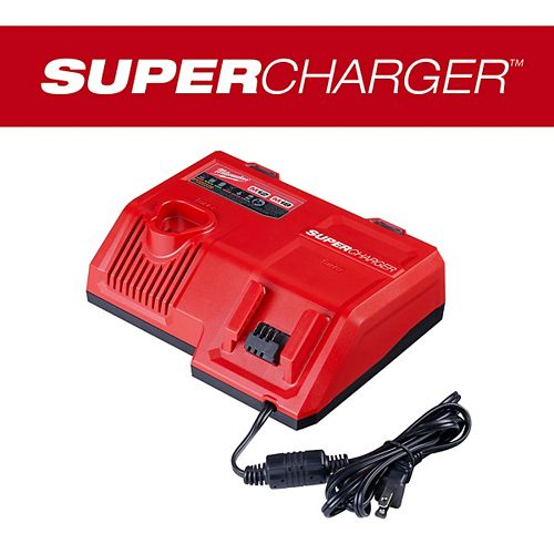 M12 and M18 12V/18V Lithium-Ion Super Charger