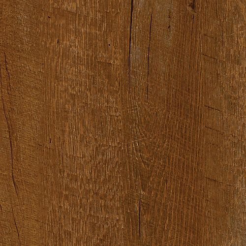 Lifeproof Sample - Red Deer Wood Luxury Vinyl Flooring, 5-inch x 6-inch