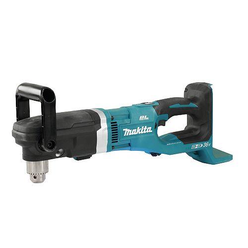"MAKITA 1/2"" Cordless Angle Drill with Brushless Motor, 36V"
