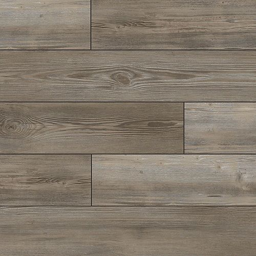 Lifeproof Acre Heights Wood 7.5-inch Width x 47.6-inch Length Luxury  Vinyl Plank Flooring (19.8 sq. ft. / case)