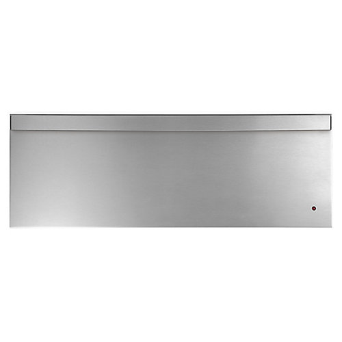 30-inch Electric Warming Drawer in Stainless Steel