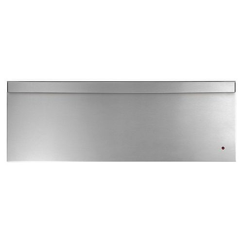 GE Profile 30-inch Electric Warming Drawer in Stainless Steel