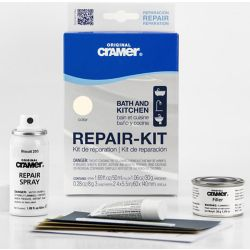 Jag Plumbing Products Bath and Kitchen Repair Kit (Biscuit) by CRAMER GMBH
