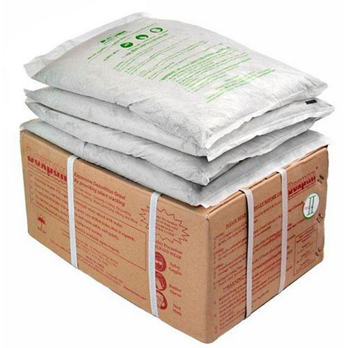 Dexpan Type 2 Expansive Demolition Grout for Breaking Concrete Rock Boulders 10 to 25°C (44 lb Box)