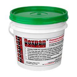 Dexpan Type 2 Expansive Demolition Grout for Breaking Concrete Rock Boulders 10 to 25°C (11 b Bucket)