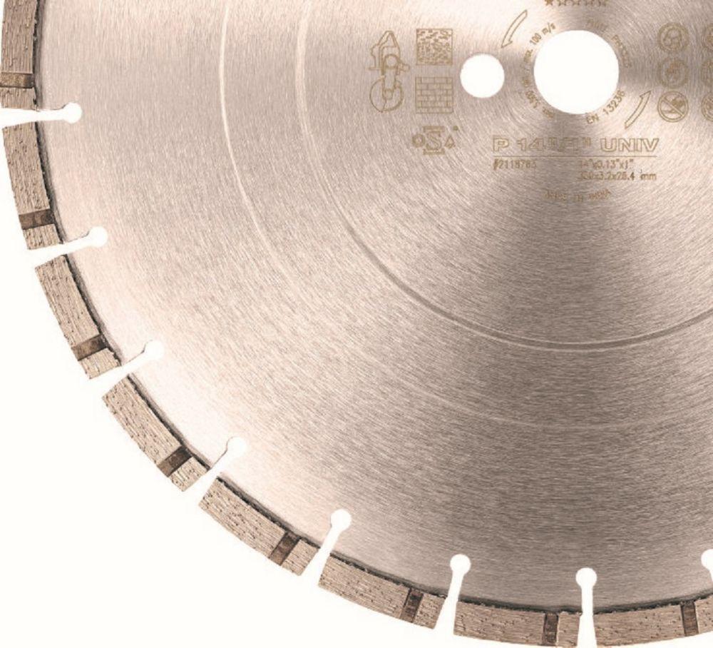 14 in. Segmented Cutting Diamond Blade P-S 14 in. x 1 in.