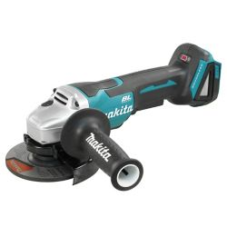"""MAKITA 18V LXT Brushless 5"""" Angle Grinder, Paddle Switch (Tool Only)"""