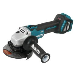 MAKITA 18V LXT Brushless 5-inch Angle Grinder with Slide Switch (Tool Only)
