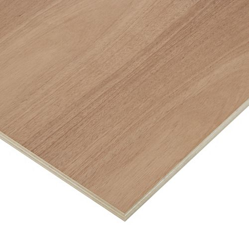 Columbia Forest Products 3/4in. X 2ft. X 4ft. Mahogany Plywood