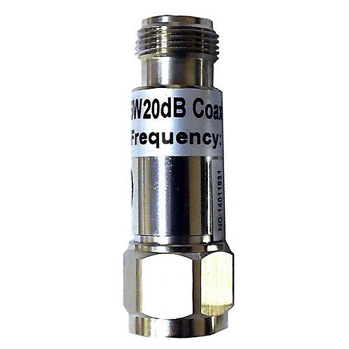 20 dB RF Attenuator