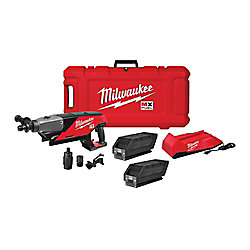 MX FUEL Cordless and Emission-free Handheld Core Drill Kit