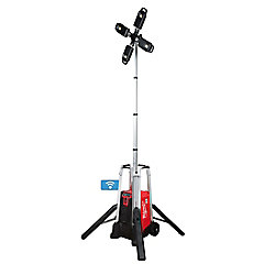 MX FUEL ROCKET Tower Light/Charger with Heavy Duty and Compact Design