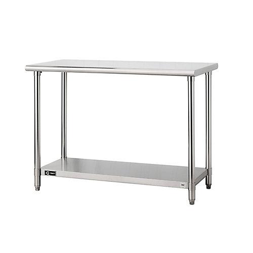TRINITY 70 Gal. Polystyrene Deck Box Slate Gray