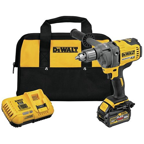 Dewalt 60V MIXER/DRILL W/ E-CLUTCH SYSTEM KIT