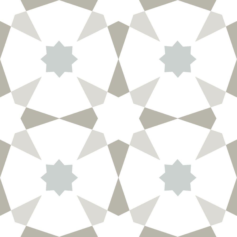 Stellar Peel & Stick Floor Tiles Set of 20