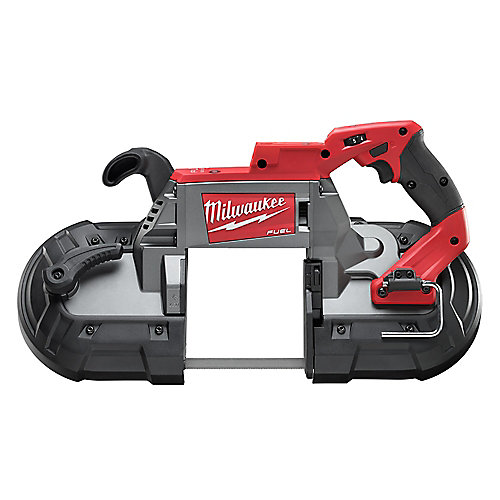 M18 FUEL 18V Lithium-Ion Brushless Cordless Deep Cut Dual-Trigger Band Saw (Tool-Only)