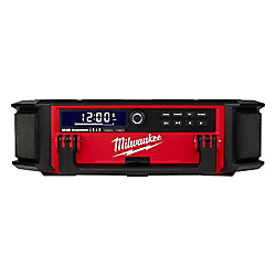 M18 Lithium-Ion Cordless PACKOUT Radio/Speaker with Built-In Charger