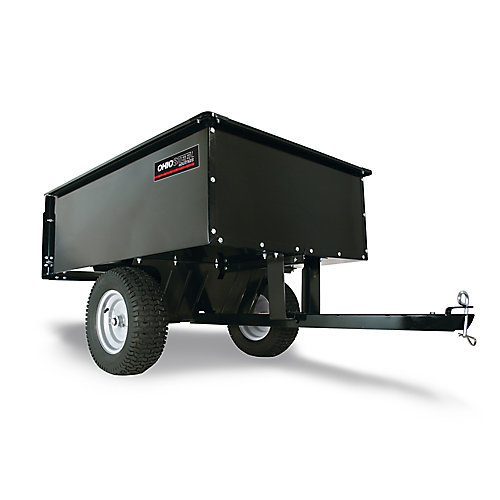 16 cu. ft. 1500 lb. Steel Cart