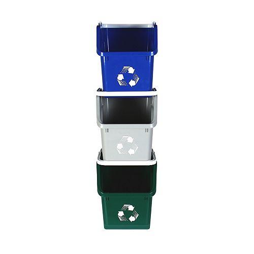 Busch Systems Multi Recycle paquet de 3